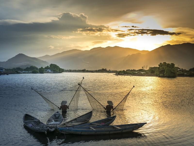 Exotisches Vietnam: Saigon & das Mekong Delta