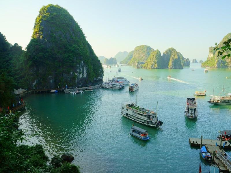 Die Höhepunkte Vietnams
