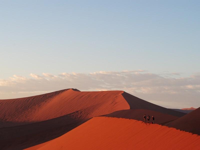 Rote Dünen von Sossusvlei