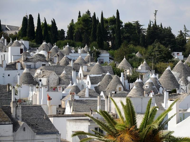 Die Höhepunkte Apuliens erleben