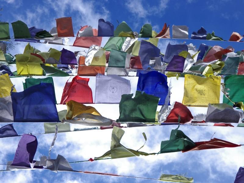 China & Tibet - Dalai Lama, Tibetbahn & Pandas