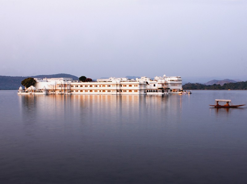 Luxus Hotel Lake Palace Resort, Udaipur