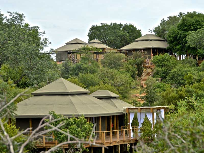 Tented Camp Simbavati