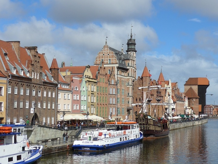 Danzig, Kaliningrad & das Baltikum