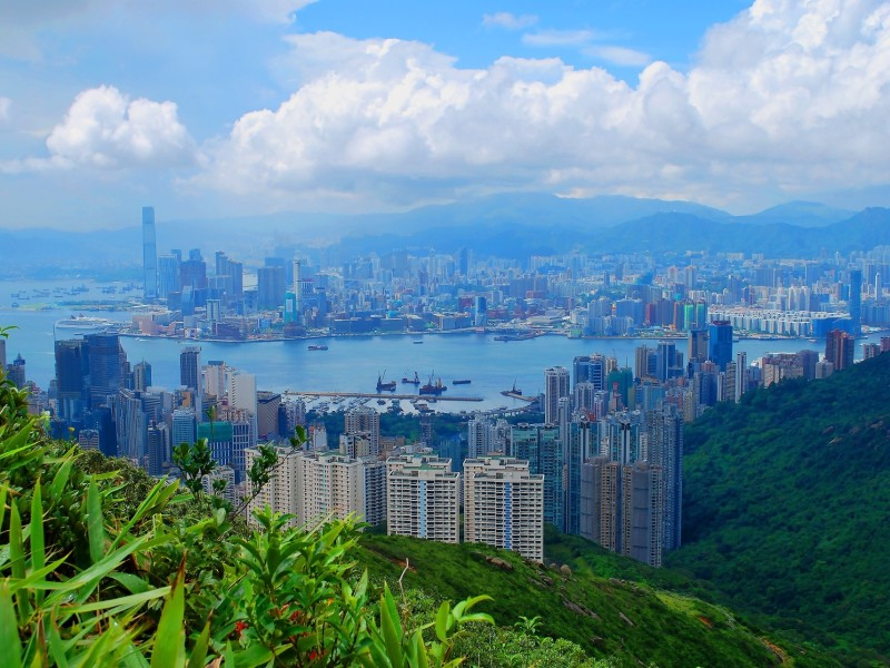 Hong Kong City Package