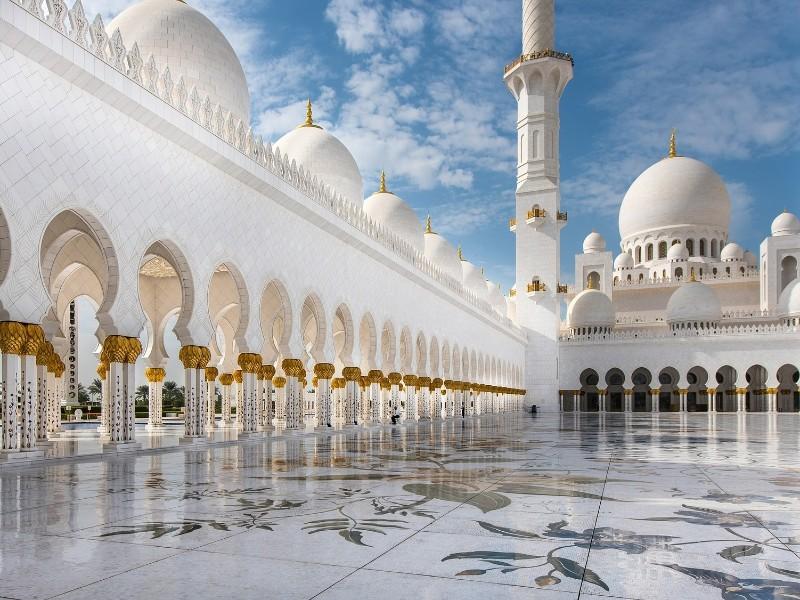 Abu Dhabi Luxus City Package