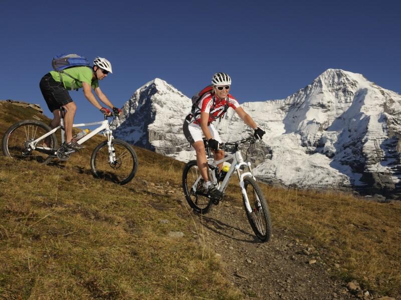 Schweiz - Wander- und Aktivurlaub für Alleinreisende