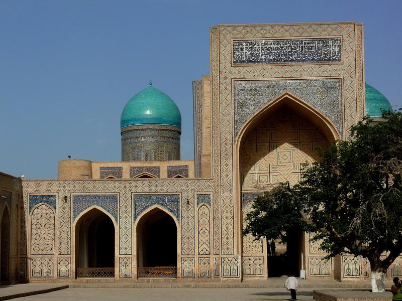 Usbekistan hautnah - inkl. Flug