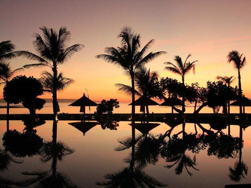 Inselhüpfen Indonesien - Bali, Gili & Lombok
