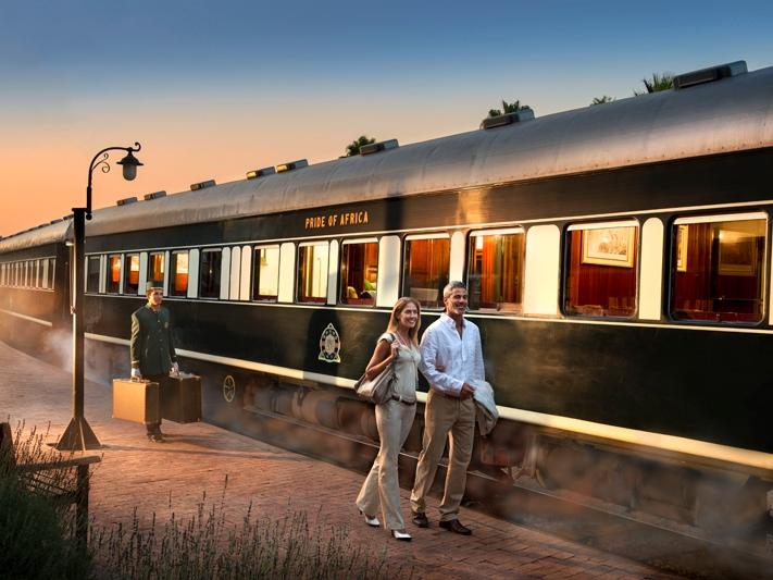 Exklusiv: Kapstadt & Luxuszug Rovos Rail inkl. Flug