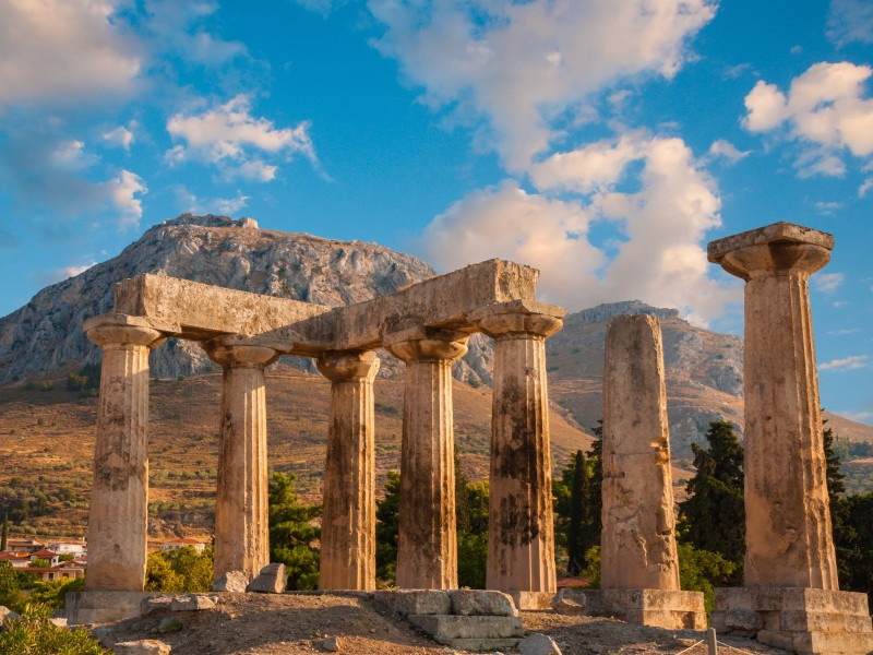 Griechenland - Halbinsel Peloponnes entdecken