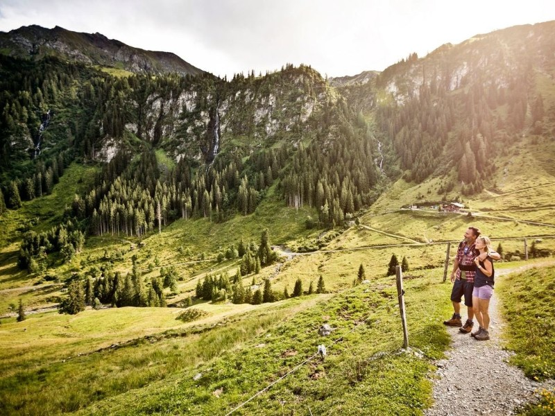 Wandern in Saalbach