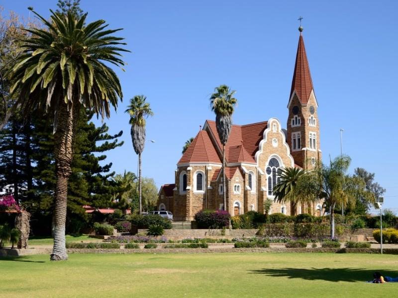 Windhoek City Package