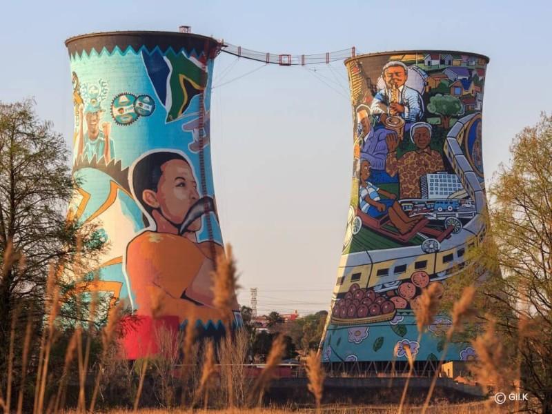 Johannesburg Soweto Towers