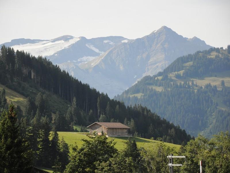 Natur & aktiv sein in der Schweiz