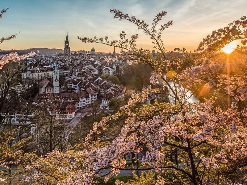Die schönsten Hauptstädte der Schweiz entdecken