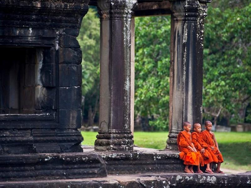 Vietnam, Kambodscha & Laos entdecken
