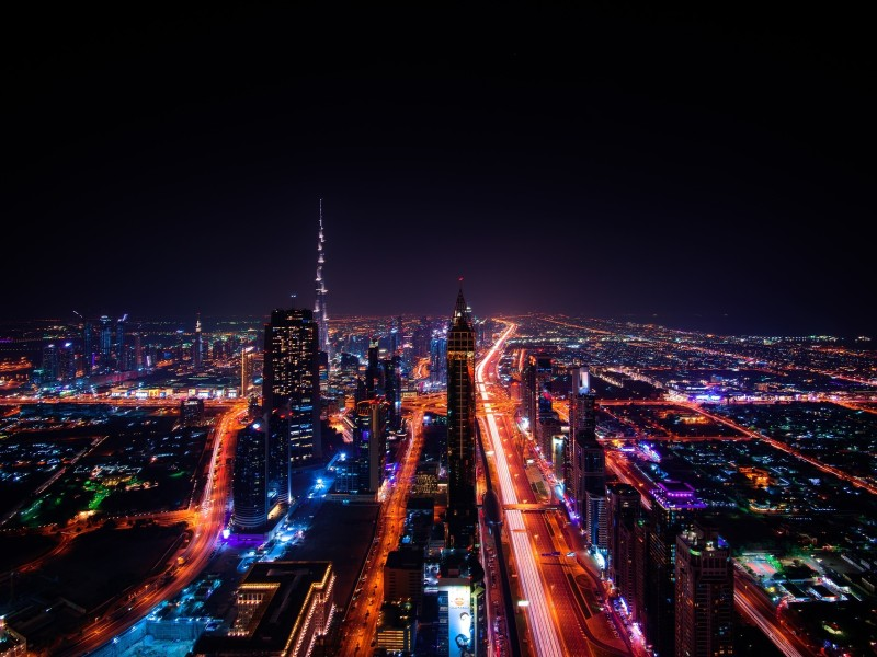 Luxus-Kombi Dubai & Abu Dhabi