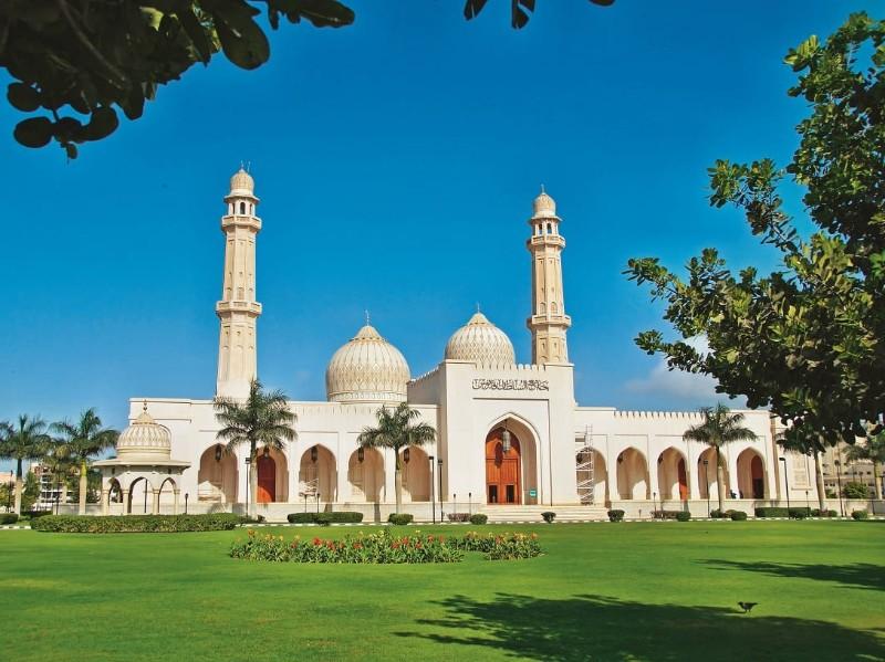 Salalah_Grand Mosque