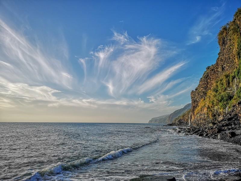 Küste und Meer, Madeira