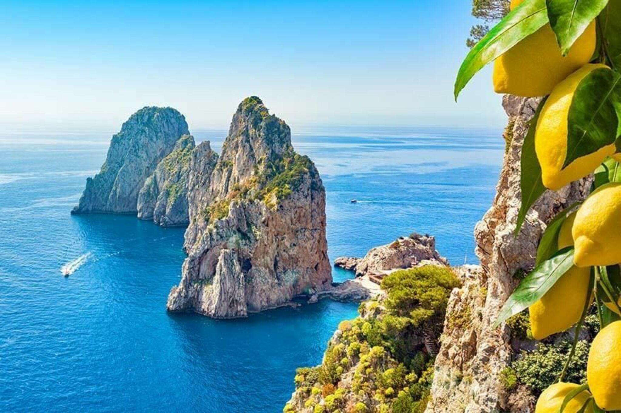 Von Neapel bis Apulien - Mietwagenreise