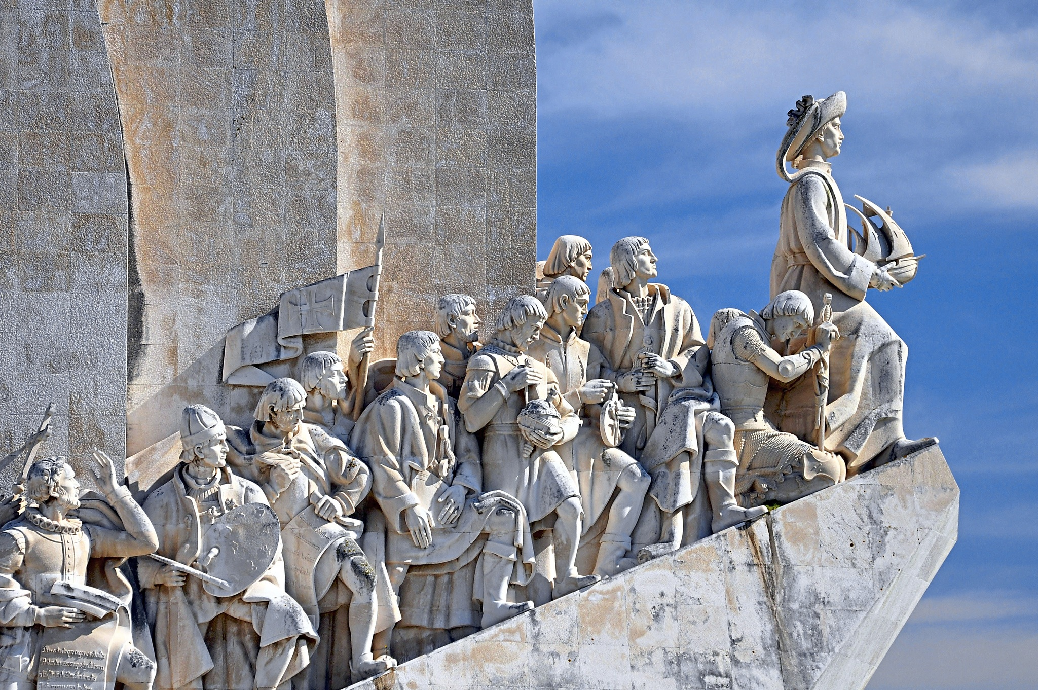 Seefahrer Denkmal in Lissabon