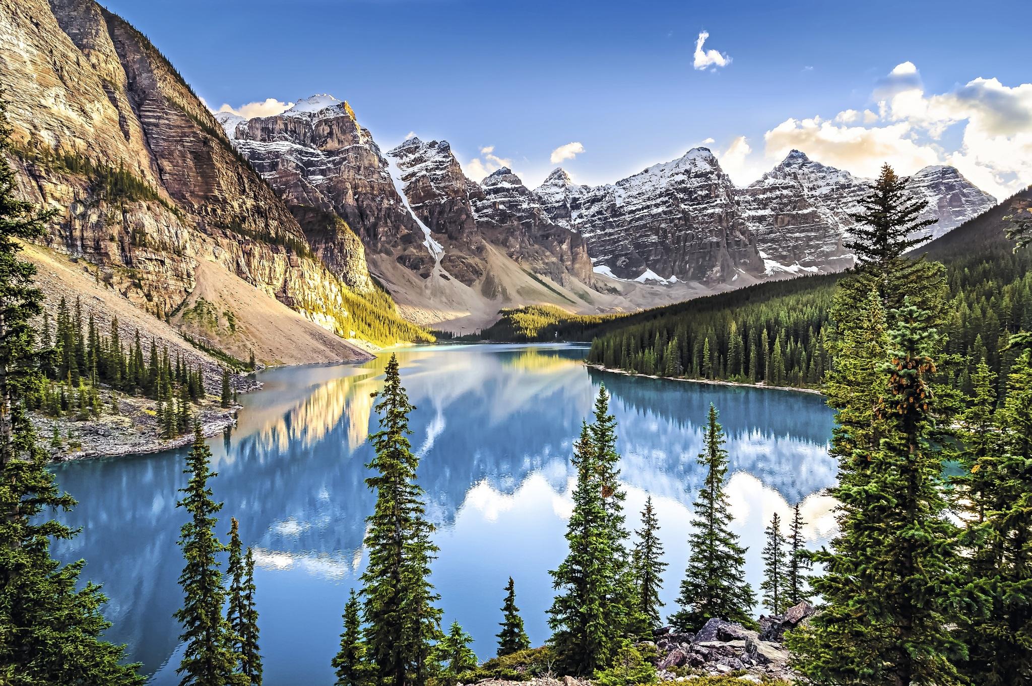 Natur pur in West-Kanada