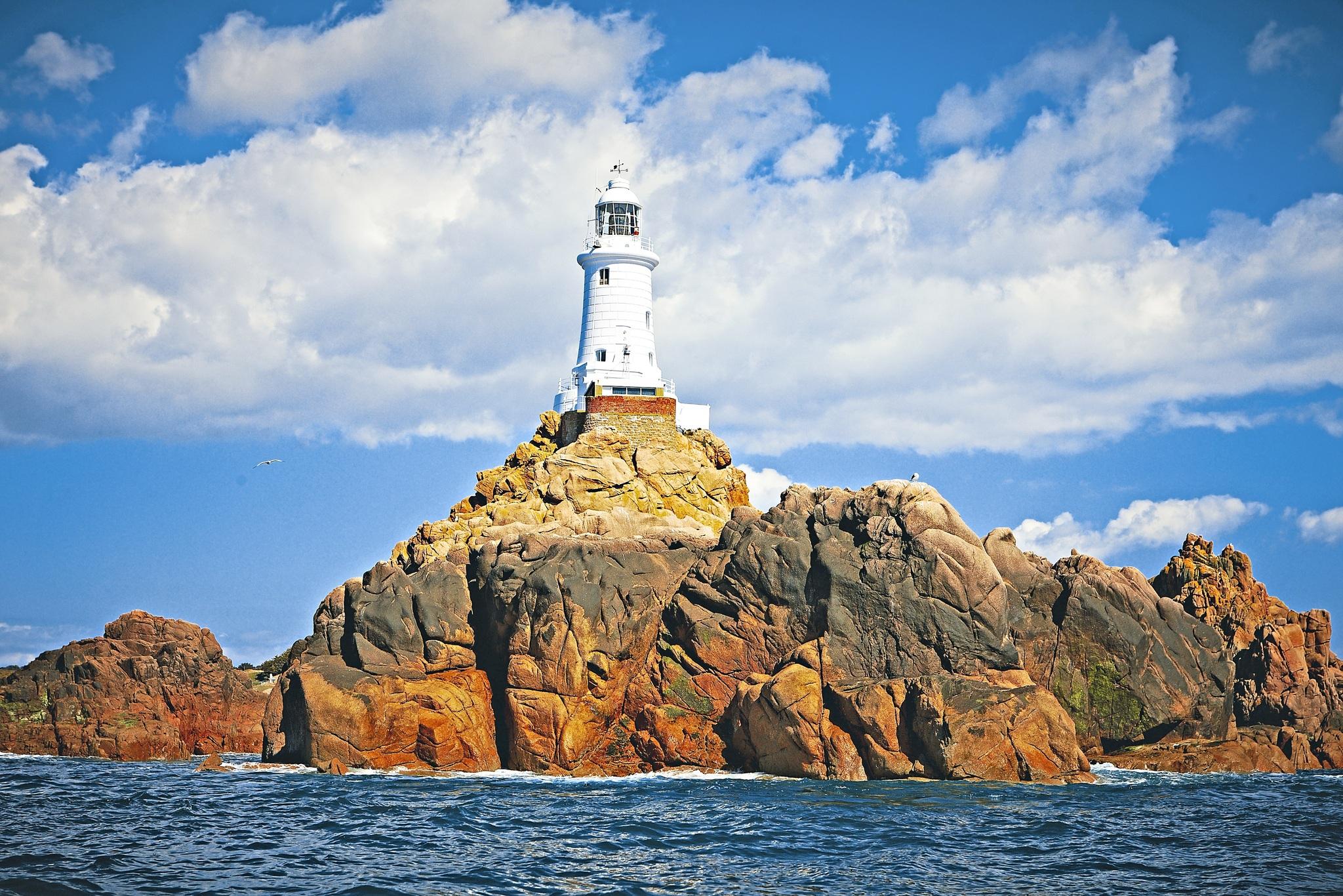 Jersey – Guernsey – Sark - inklusive Flug