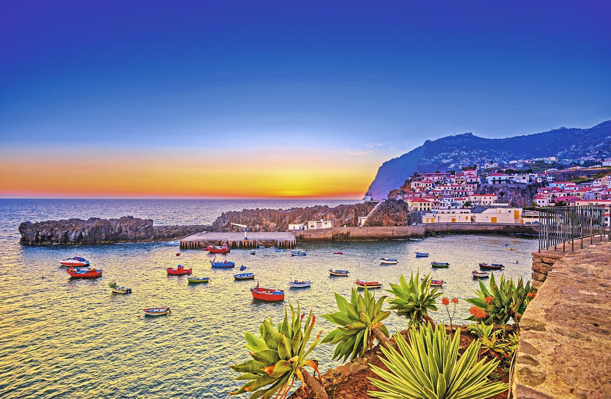Blumiges Madeira - inklusive Flug