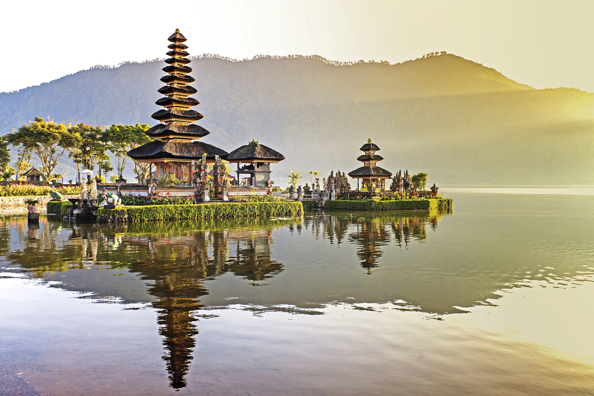 Inselwelten auf Java und Bali