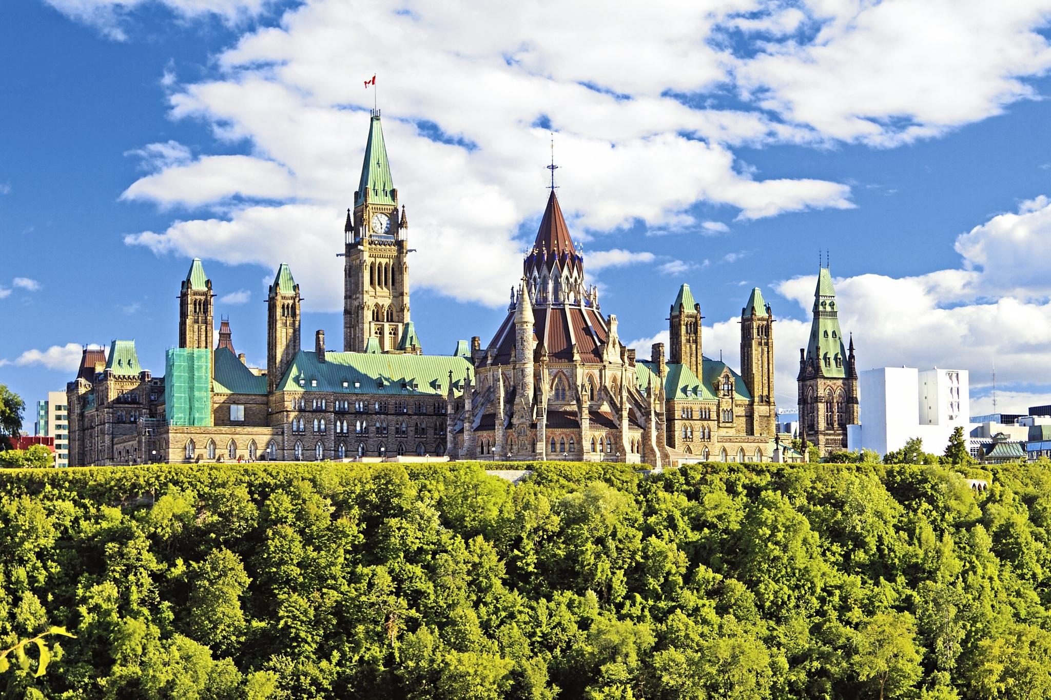 Kulturenmix in Ost-Kanada