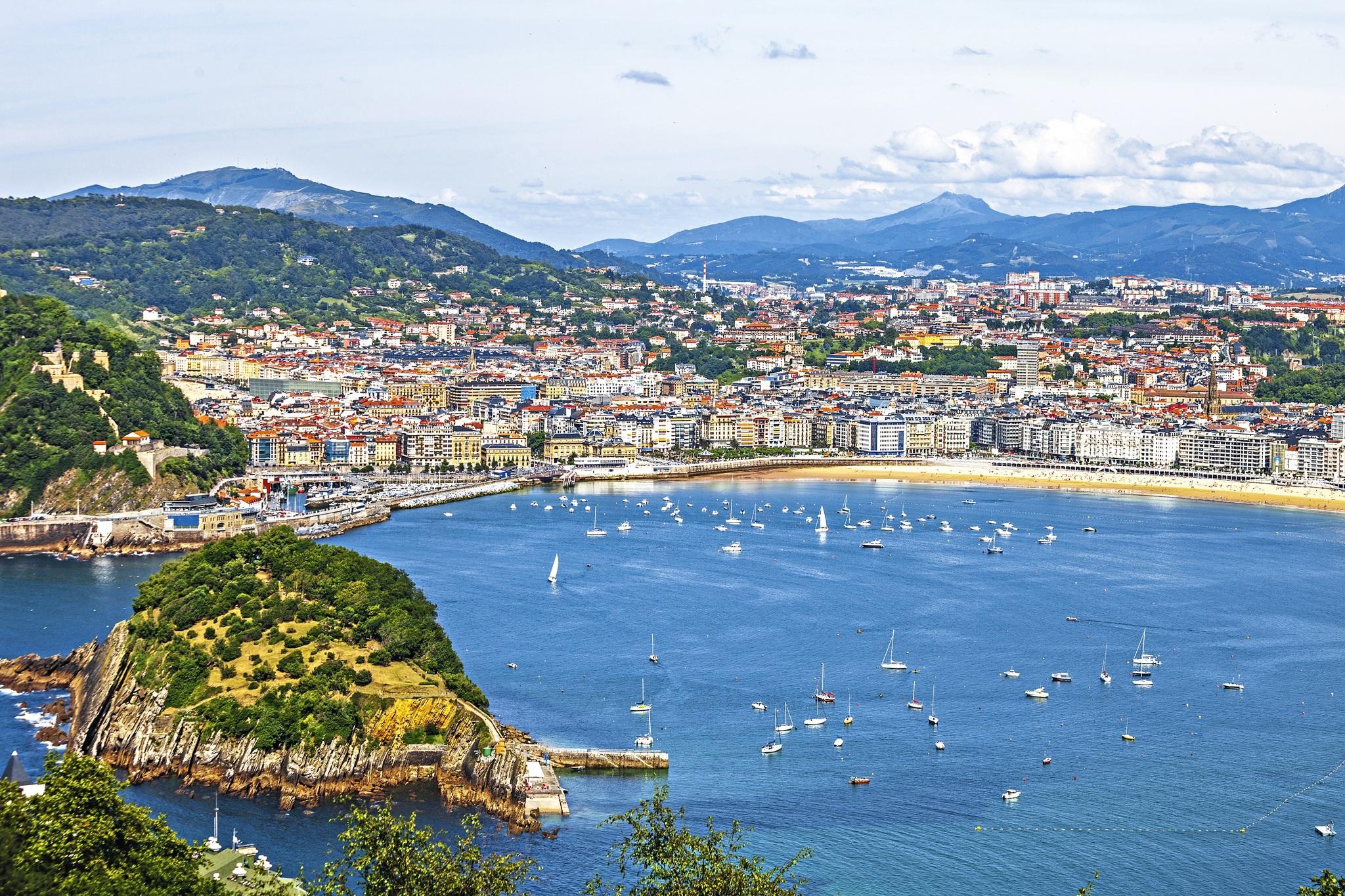 Baskenland - Mietwagenreise