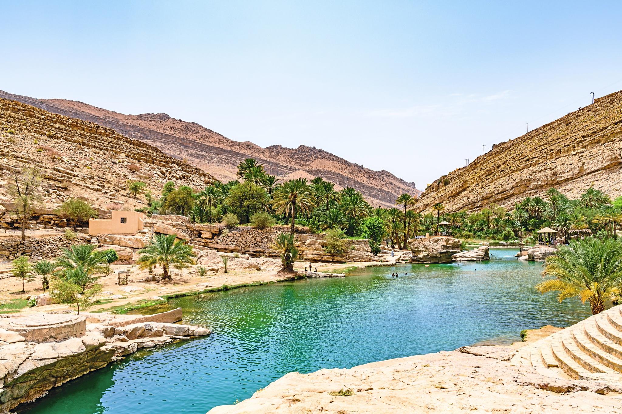Wüstenreiches Oman - inklusive Flug