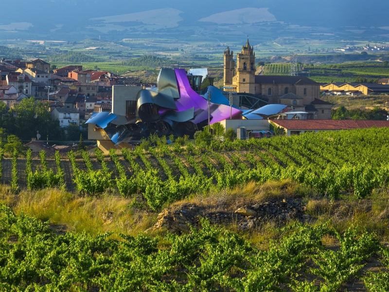 Genuss pur in La Rioja & Madrid – inkl. Flug