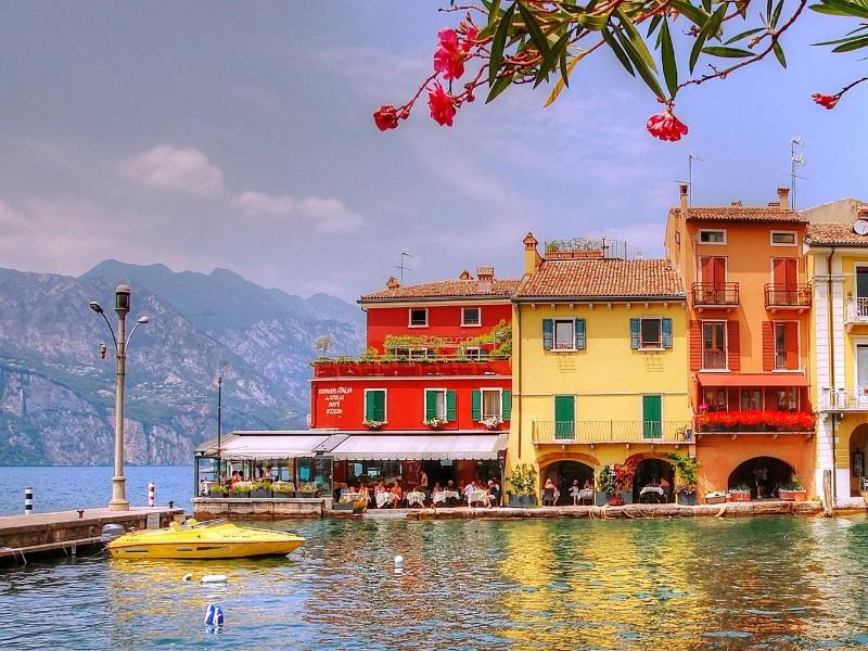 Italien - Gardasee - Malcesine