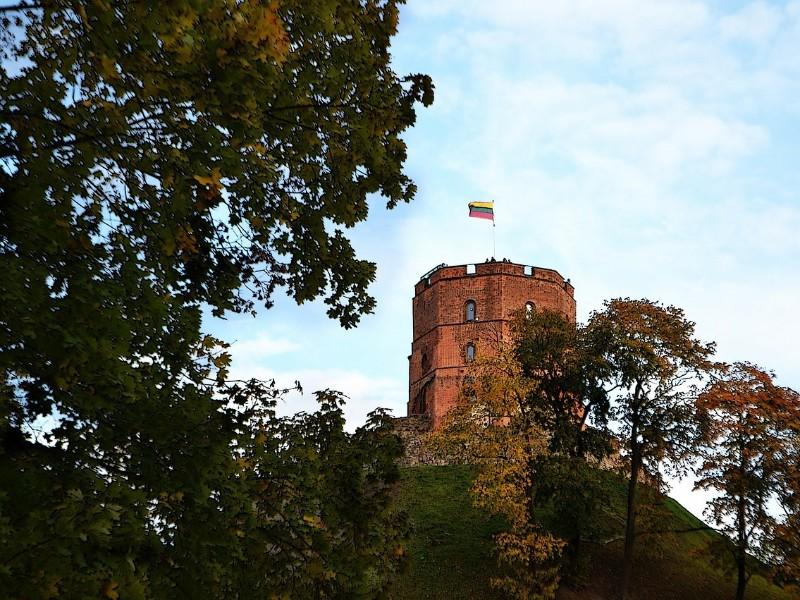 Wandern in Litauen - Vilnius & Ignalina