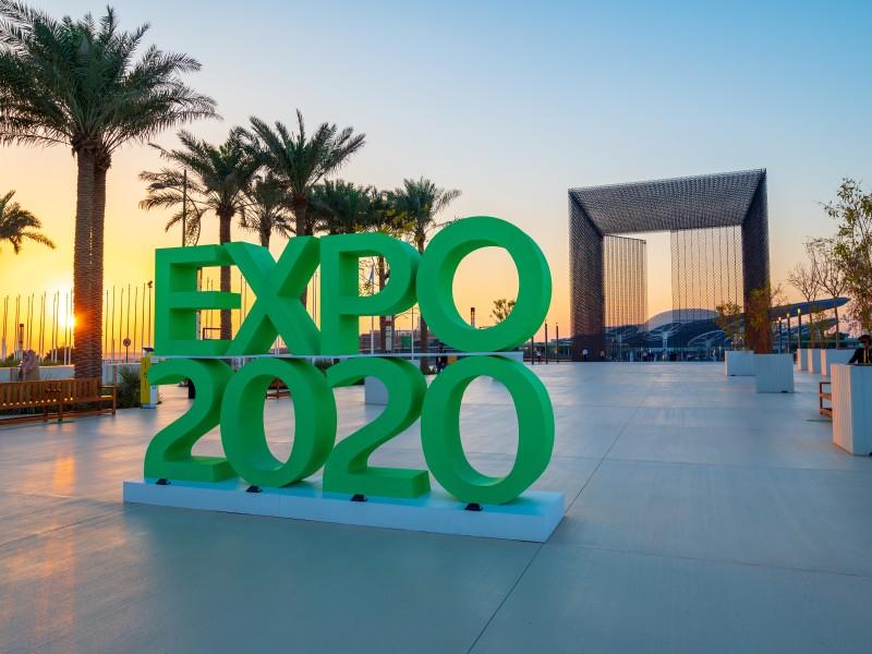 World EXPO 2020 - Willkommen in Dubai