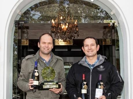 Lanzerac Winery