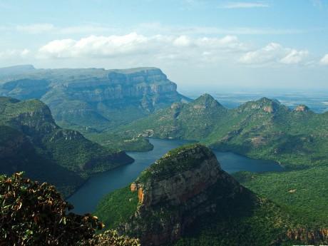 Drakensberge Seenlandschaft