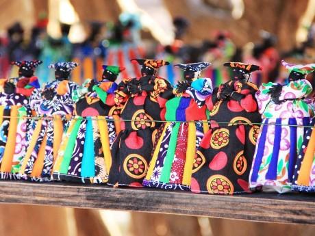 Souvenirs Namibia