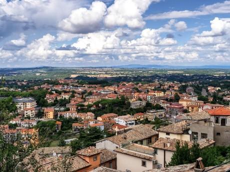 Italien - Latium - Landschaft