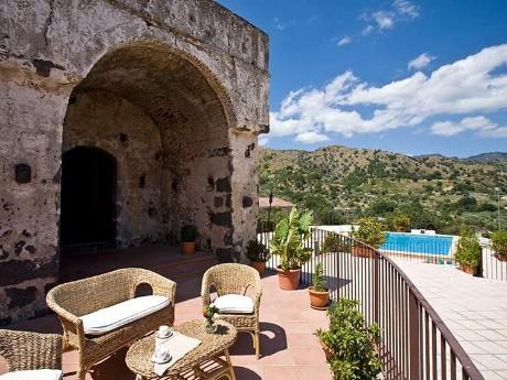 Il Borgo Alcantara - Außenbereich