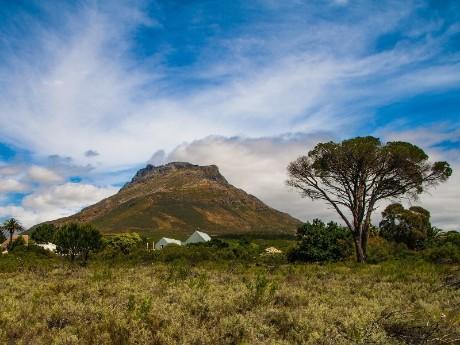 Aussicht Stellenbosch