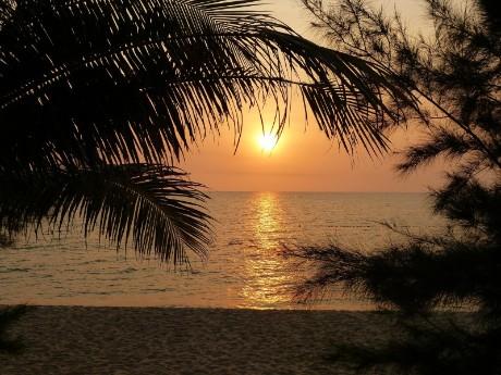 Phu Quoc Sonnenuntergang