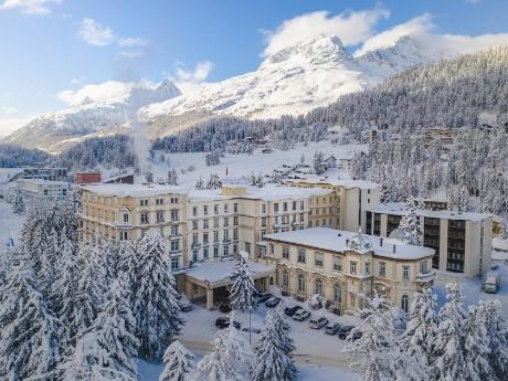 Verlängerung in St. Moritz inklusive Skipass