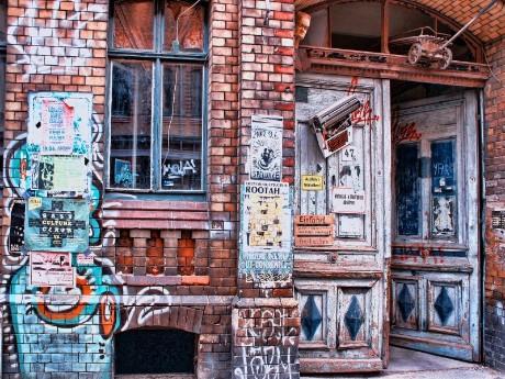 Streetart in Leipzig