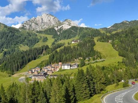 Panorama Almhotel Kärnten