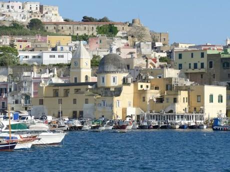 Italien-Ischia-Procida