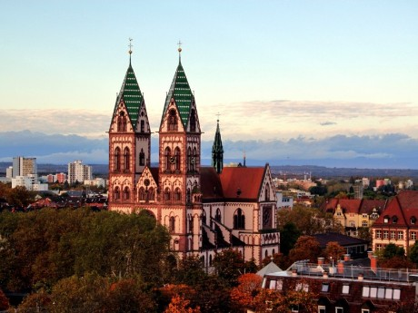 Freibrug-Kirche