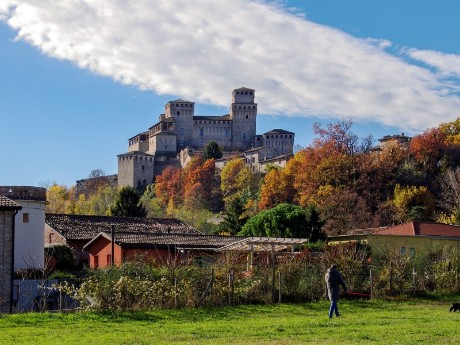 Italien - Emilia-Romagna - Schloss